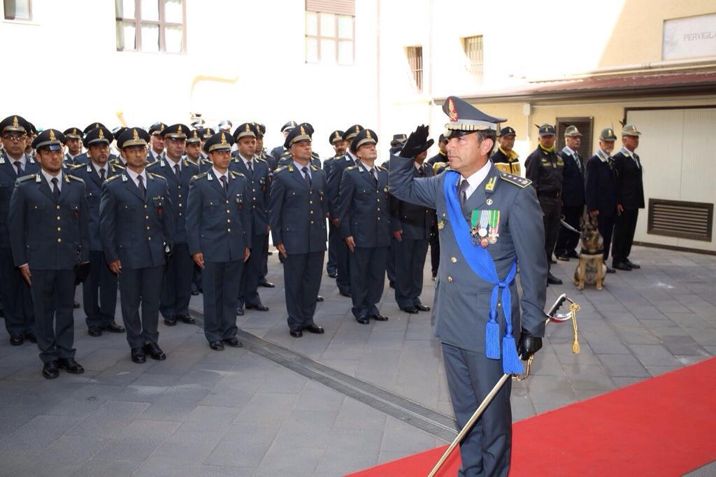 Comando Provinciale Guardia di Finanza Catania: celebrato oggi il 240° anniversario della fondazione del Corpo
