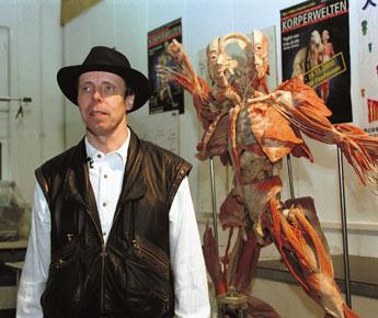 """Body Worlds"" i corpi di Gunther von Hagens"