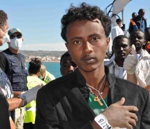 AHMEDIN Ahmed nato in Eritrea il 01.01.1994 (1)
