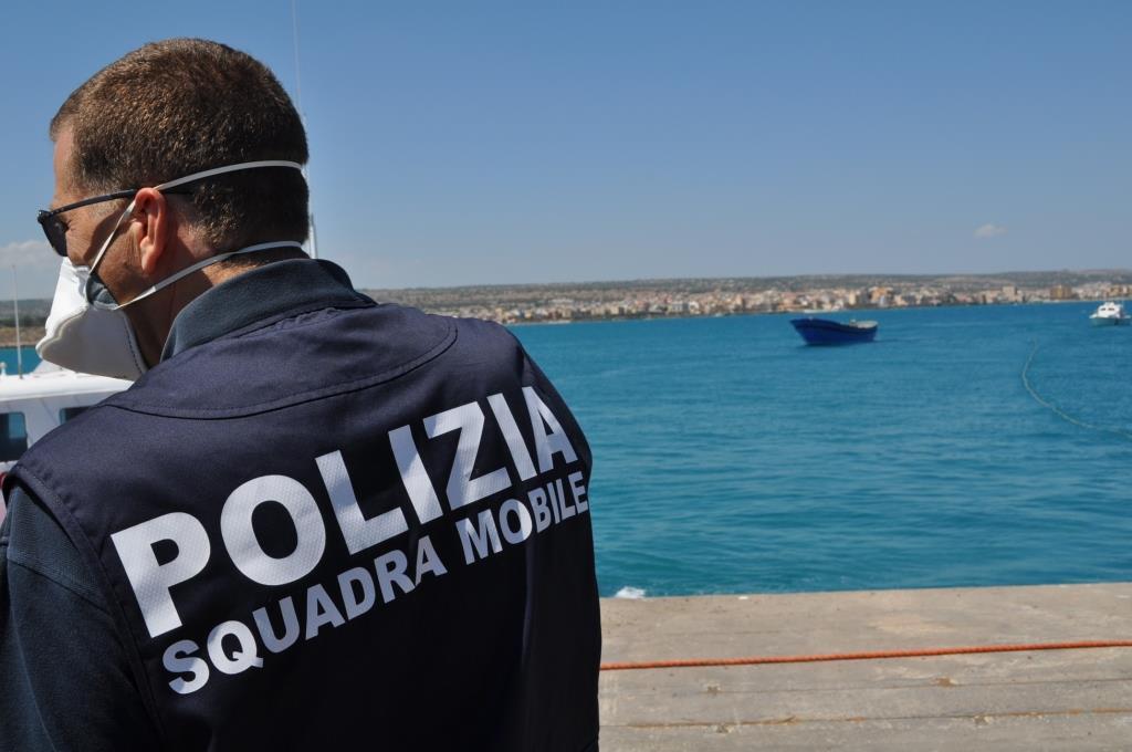 Ancora sbarchi al porto di Pozzallo. Arrestati gli scafisti