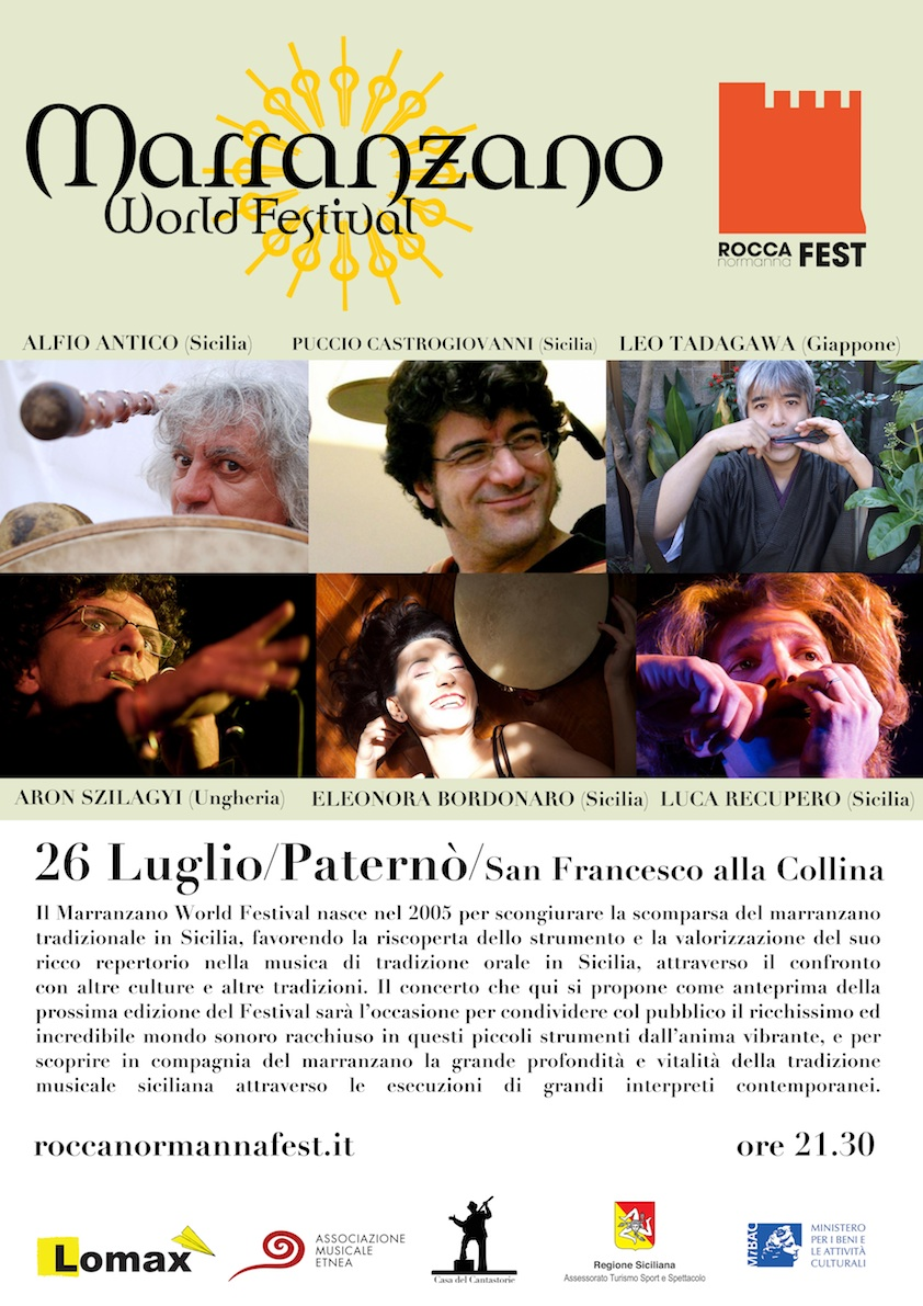 Aspettando il Marranzano World Festival