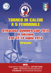 le_formiche_summer_cup