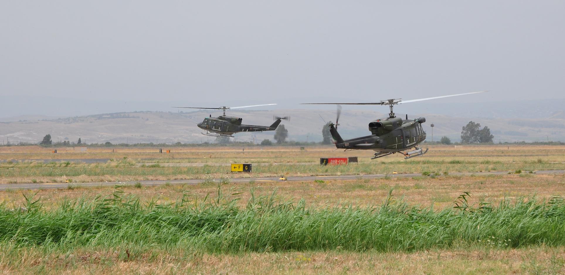 Brigata aerea forze speciali a Sigonella