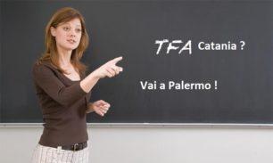 TFA: Prove di ammissione a Palermo. Concorrenti della Sicilia Orientale penalizzati
