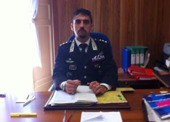 Arrivo nuovi Ufficiali al Comando Provinciale Carabinieri di Catania