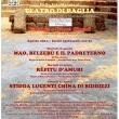"""Si accendono i riflettori sul """"Teatro di Paglia"""" innalzato al Parco Gioeni (Ct)"""