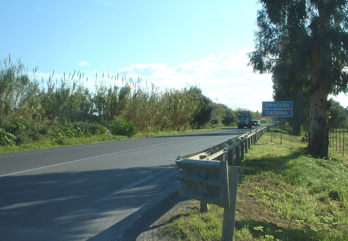Dispositivo Speciale di Controllo sul tratto autostradale Siracusa-Catania