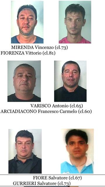"I Carabinieri arrestano un componente del clan ""Santapaola"" per estorsione aggravata"
