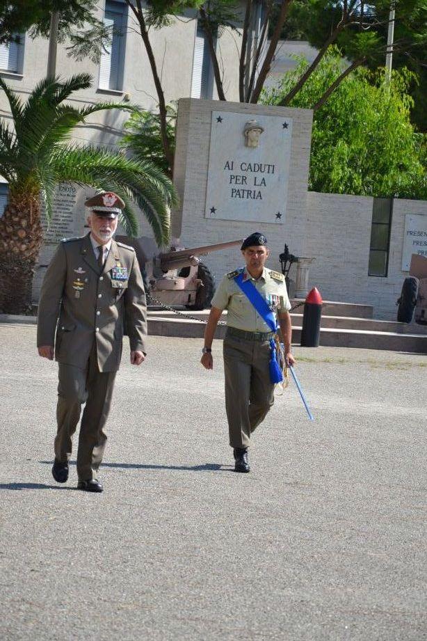 """Cambio del Comandante del Reparto Comando e Supporti Tattici """"Aosta"""""""