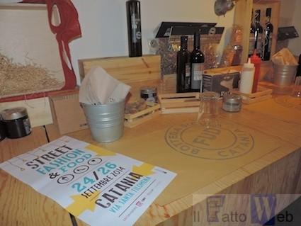 """A Catania parte """"Street fashion & food"""", un appuntamento di gusto, di arte e di moda."""