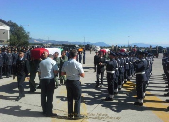 Incidente dei Tornado:Funerali dei nostri Militari a Ghedi (Bs) – Video