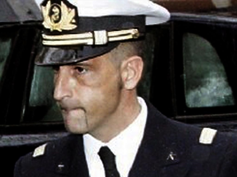 """Fuciliere di Marina Ricoverato, la figlia:"""" Italia di m…"""" Video"""