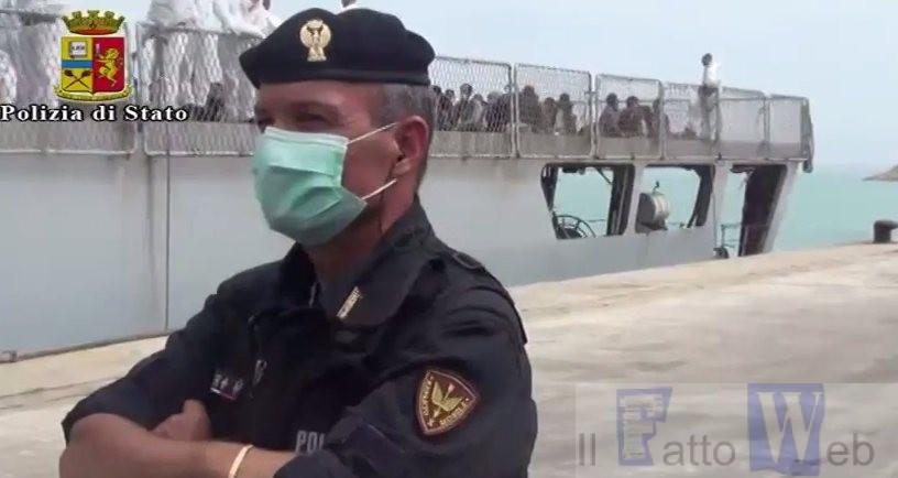 Ancora uno scafista arrestato a Ragusa dalla Squadra Mobile- Video