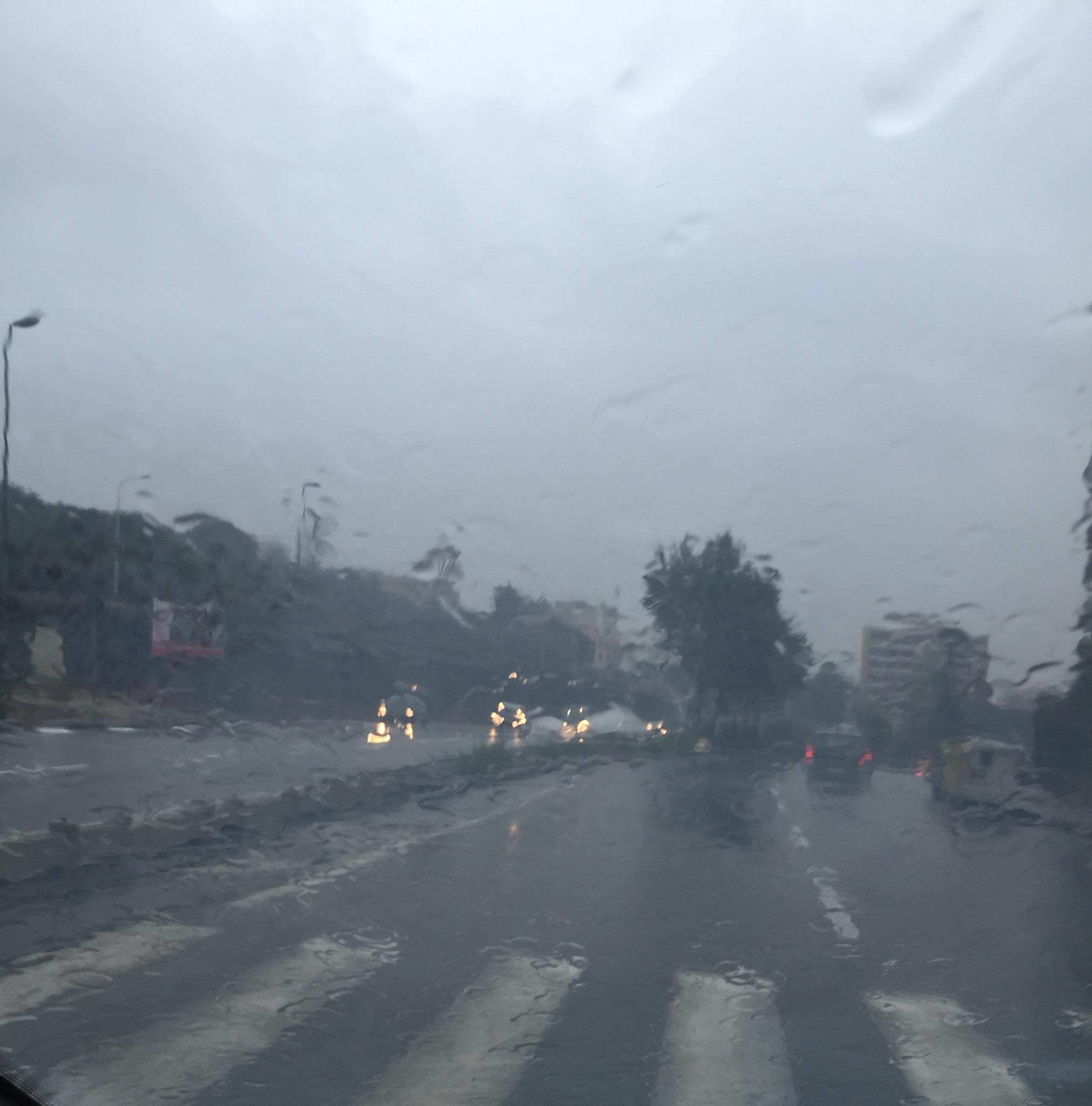 Bombad'acqua su Catania: vigili urbani e protezione civile comunale intervengono in diverse zone della città