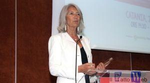 Rosanna D'Antona, presidente di Europa Donna Italia