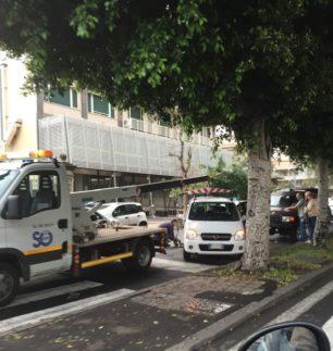 Traffico in tilt  in direzione Ognina Catania (Circonvallazione) ++Rientrato