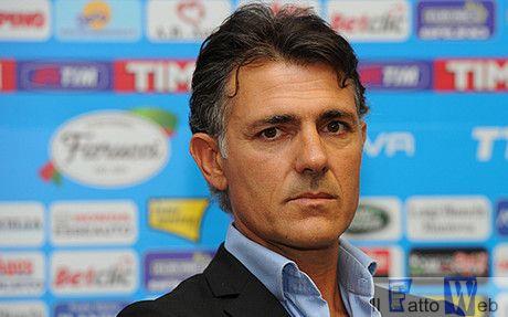 Bye Bye Sannino al Calcio Catania subentra Maurizio Pellegrino