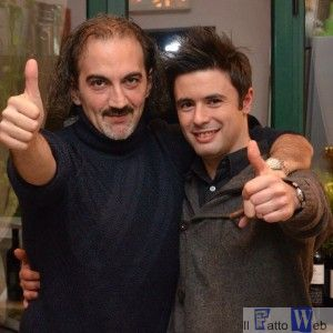 Antonio Rosano e Giovanni Samperi