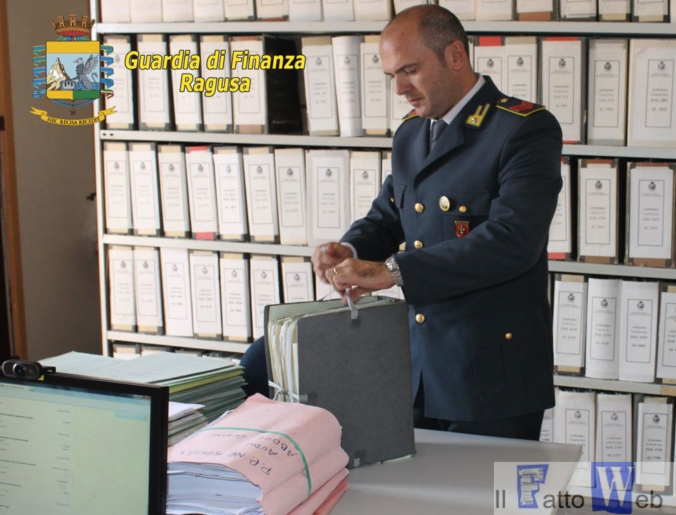 La Guardia di finanza scopre una truffa a danno dello Stato da 30 mila euro