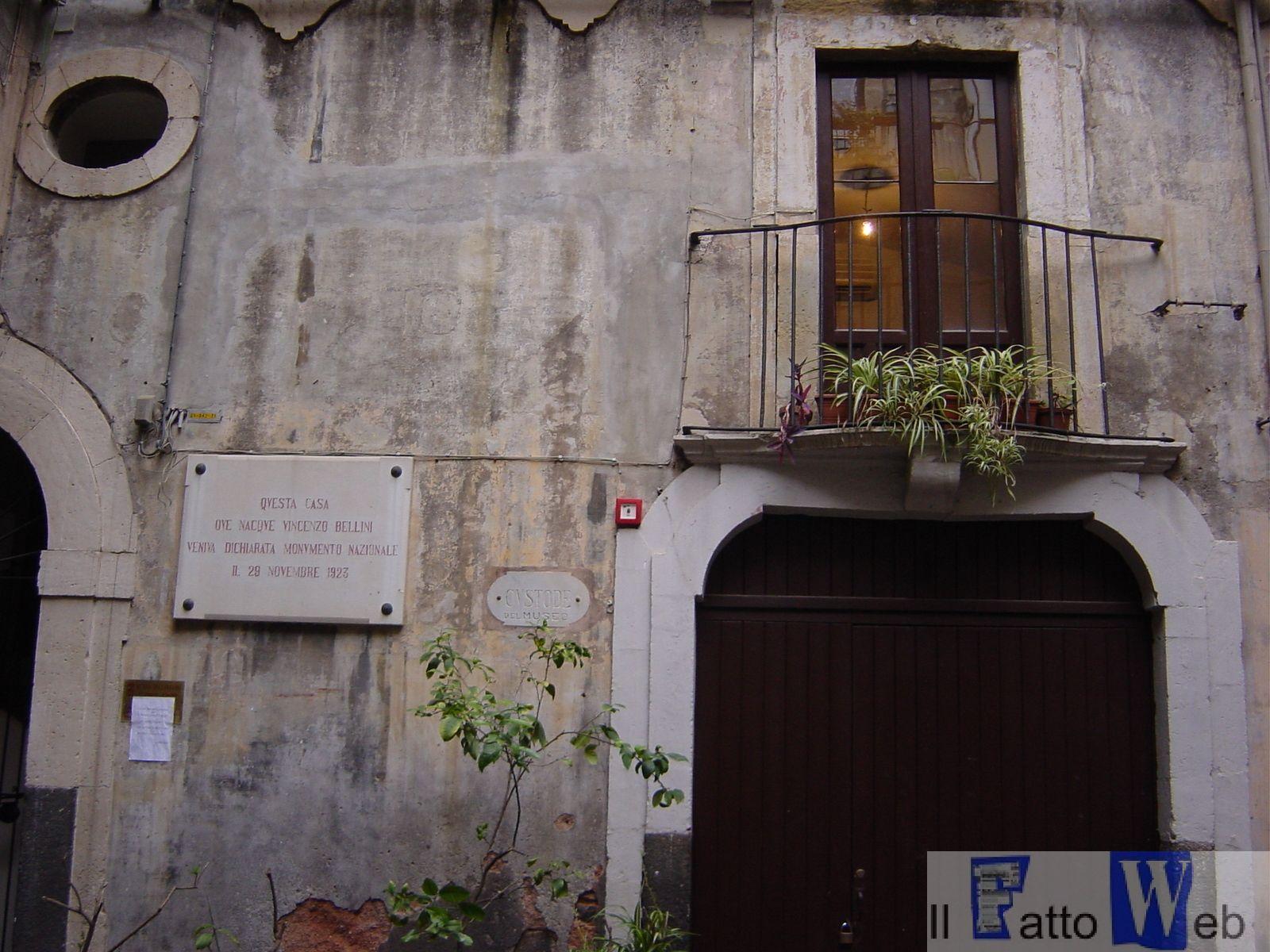 Museo Belliniano: domani e domenica visite guidate gratuite