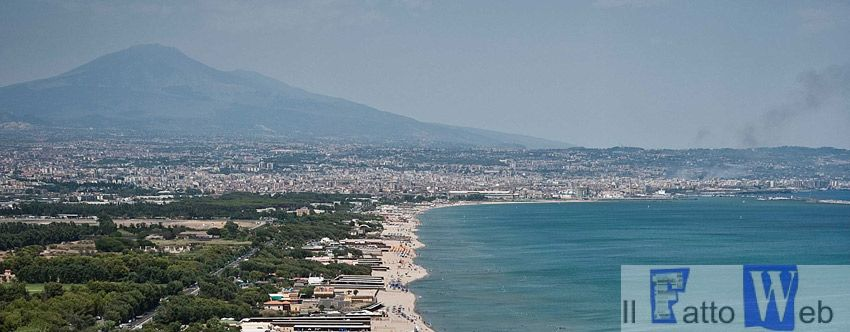 Il Sindaco di Catania Enzo Bianco dà il benvenuto  alle consorti e ai consorti   dei capi di Stato e di Governo del G7