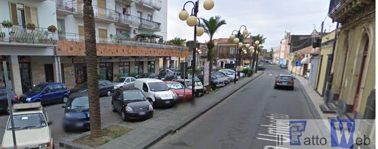 ESPLOSIONE AL CREDITO SICILIANO DI SAN GREGORIO (CT)