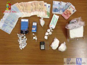 Prevenzione e repressione dei reati: la Polizia arresta spacciatore