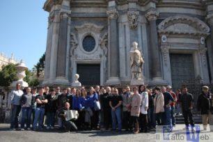 """""""Marines di Sigonella tendono la mano al Duomo di Catania"""""""