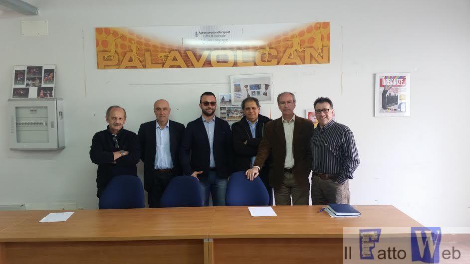 Giacomo Cagnes  eletto presidente della sezione catanese dell'Unione Stampa Sportiva Italiana