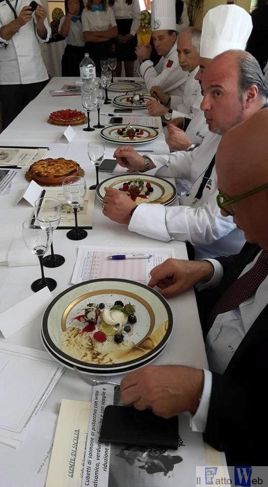 Concorso Gluten Free Gela Giuria a lavoro