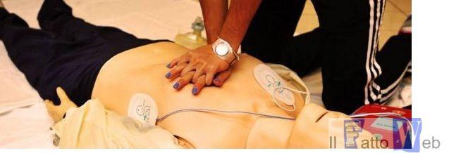 Defibrillatori: protocollo d'intesa tra la Croce Rossa Italiana – Comitato provinciale di Catania e l' ENDAS
