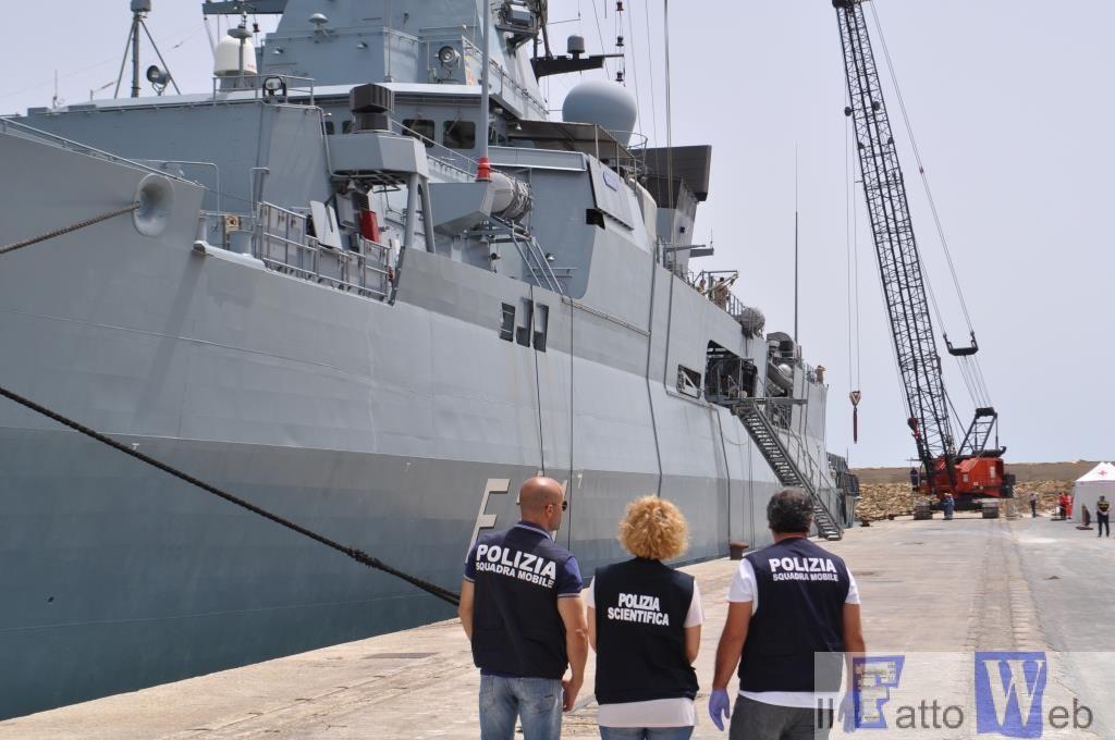 Concluse le indagini di Polizia sugli ultimi sbarchi a Pozzallo