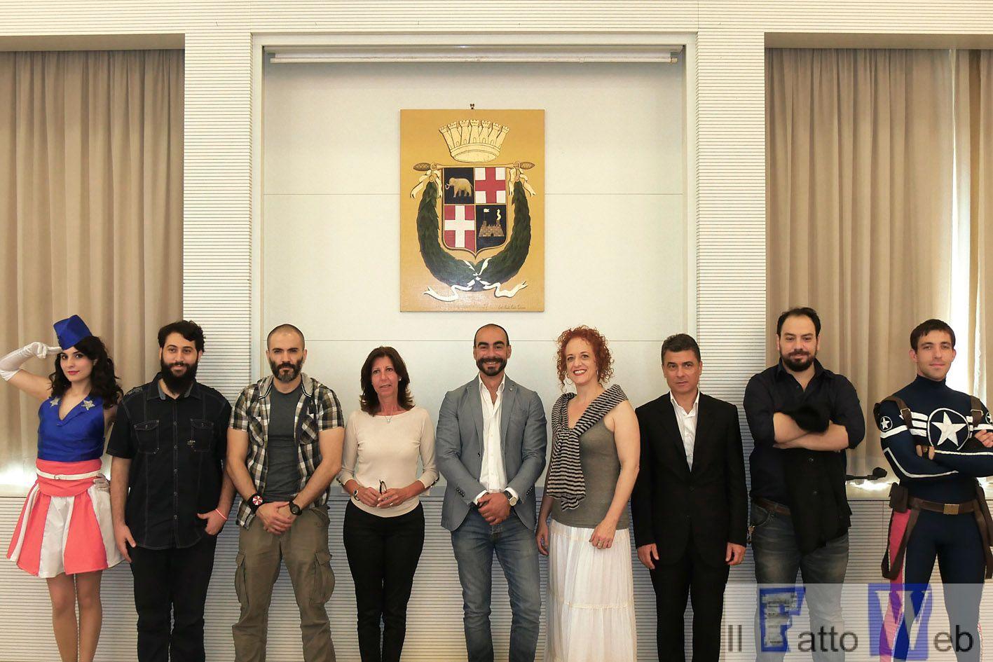 Catania Etna Comics con sessantamila presenze