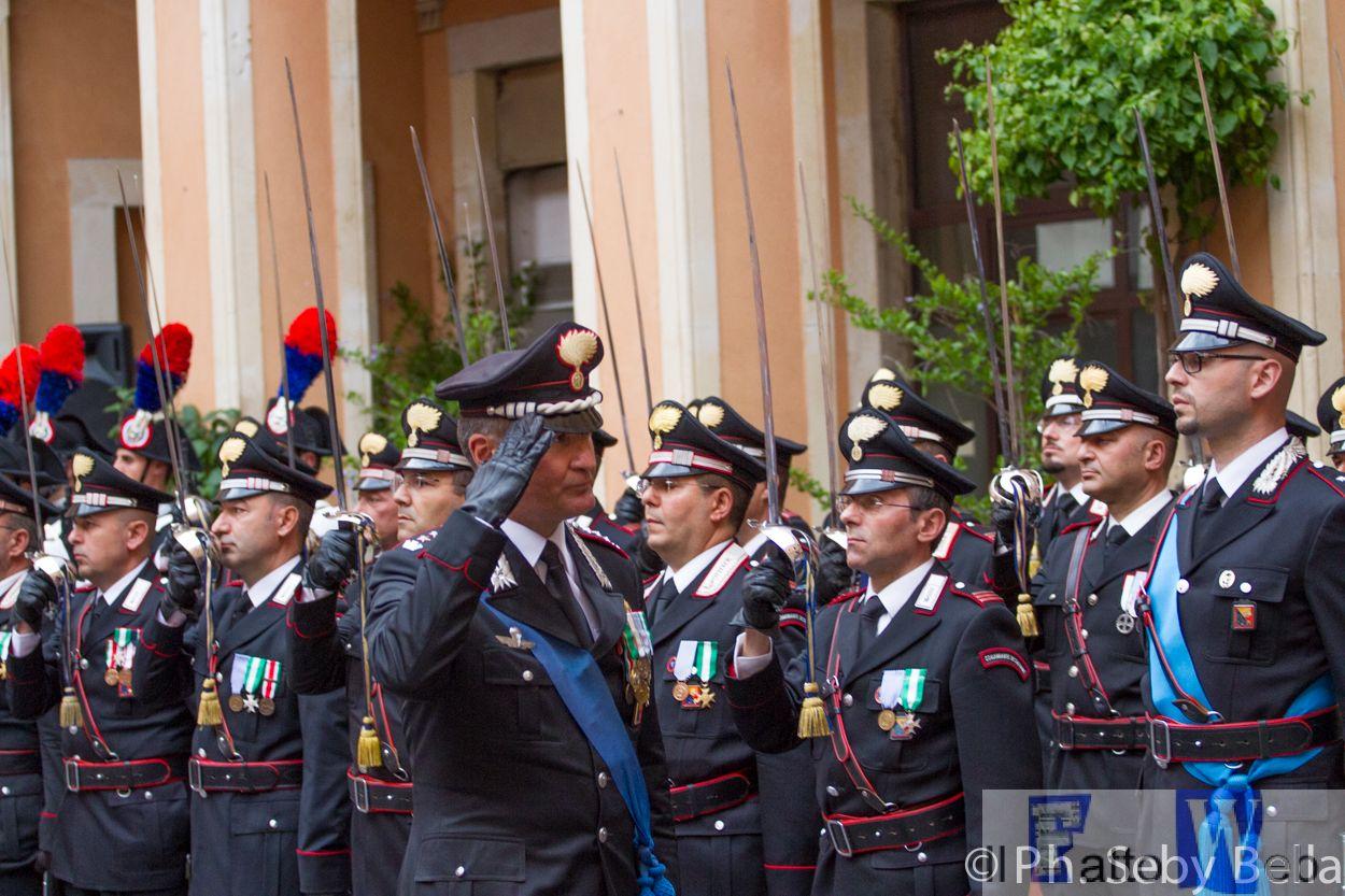 Comando Provinciale CC - Catania, 8, Piazza Giovanni Verga