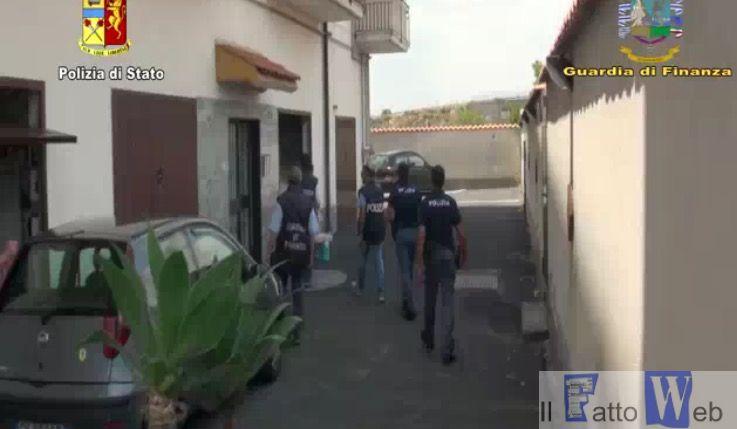 Video -MAXI SEQUESTRO nel catanese ,Letojanni (ME), San Giovanni La Punta (CT)