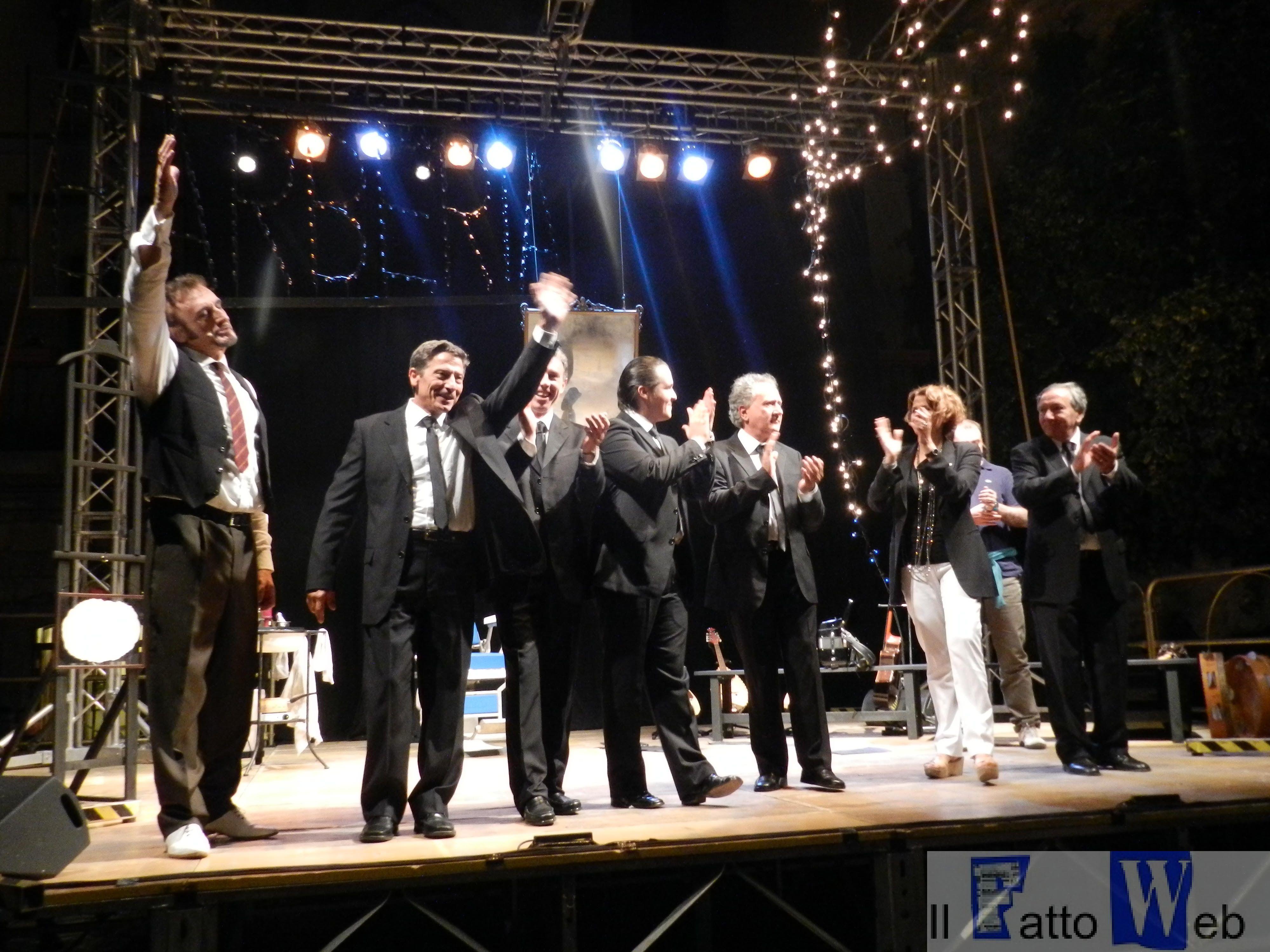 Il 30 luglio dal Teatro Costabianca di Realmonte avrà inizio il nuovo tour estivo della Compagnia Favarese