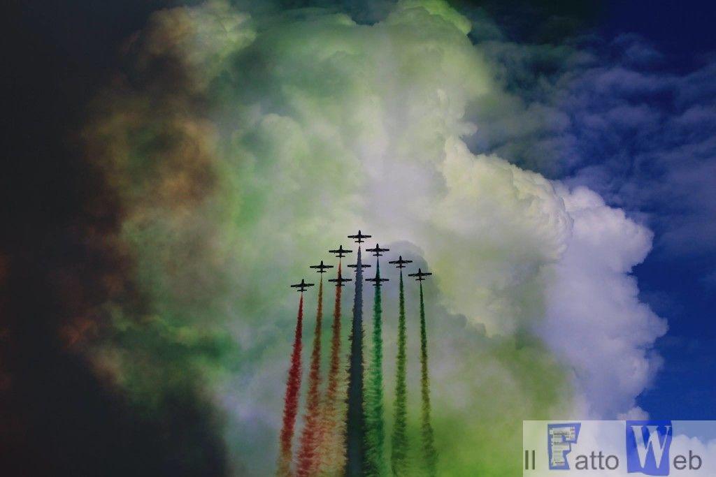 Frecce Tricolori 8