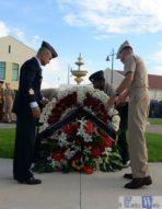 Militari americani di Sigonella volontari a Librino per commemorare l'11 Settembre