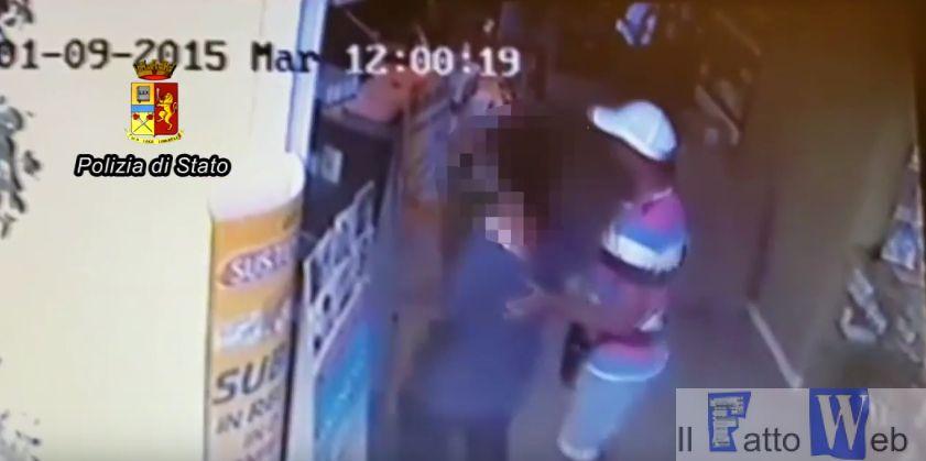 """""""Arresto rapinatori seriali"""" ultimo colpo una parafarmacia del centro cittadino"""