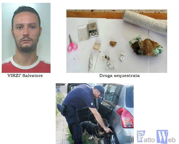 """Giarre(Ct): Arrestato  carrozziere con l'hobby della """"marijuana"""""""