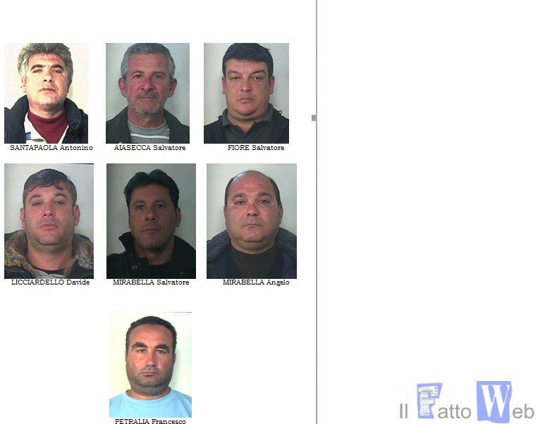 """Arresti per estorsione gli affiliati del clan chiedevano 3000 euro  per la """"protezione"""""""