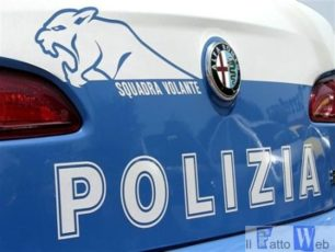 La Polizia arresta pregiudicato catanese colto in flagranza per rapina