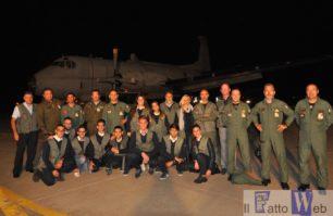 Atlantic: l'aula volante del 41° Stormo di Sigonella. In volo con gli studenti ed i professori dell'Istituto Aeronautico Besta di Ragusa