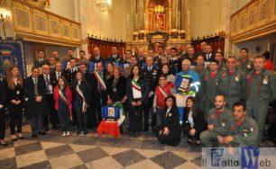 """L'Aeronautica Militare al """"Premio Idria 2015"""" di Paternò. Il riconoscimento a due Enti e a due Militari della Forza Armata"""