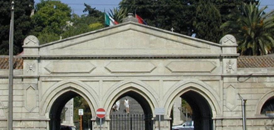 Neanche i morti hanno pace:   Al Cimitero di Catania rubato il gruppo elettrogeno del deposito delle salme