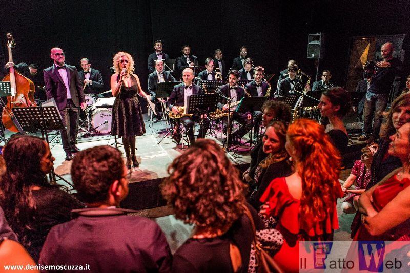 Doppio successo per i due appuntamenti swing  della HJO Jazz Orchestra