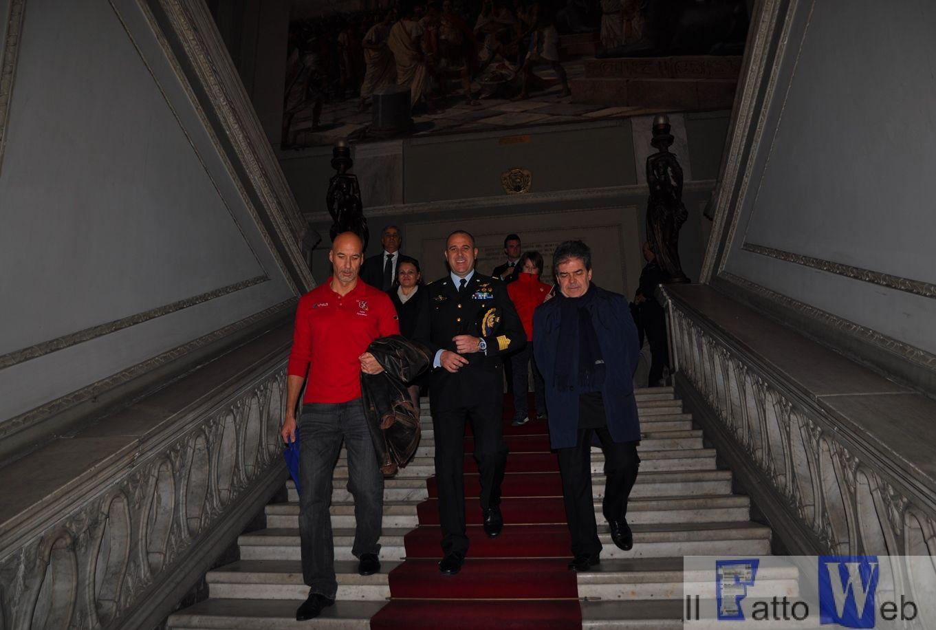 Momento al Comune di Catania (3)