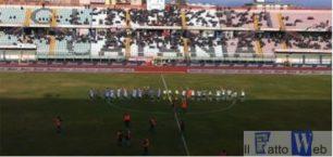 Catania-Monopoli 0-0: grande prestazione, poco cinismo
