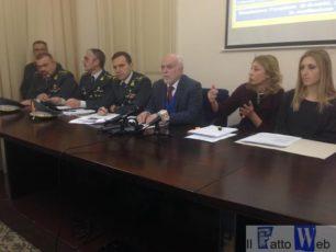 """""""Operazione Icaro"""": La GdF di Catania trae in arresto Pulvirenti e Rantuccio"""