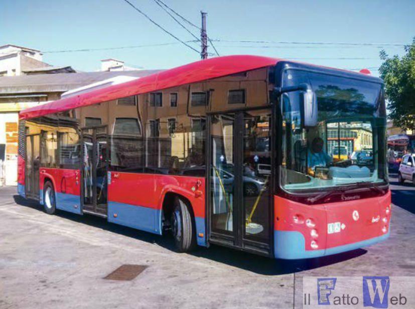 Mobilità: dal 12 febbraio prima linea bus Amt per centro storico